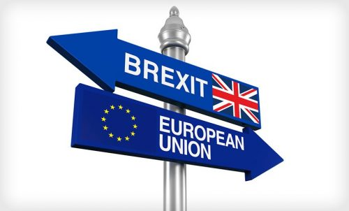 Signs EU and for Brexit going in opposite directions