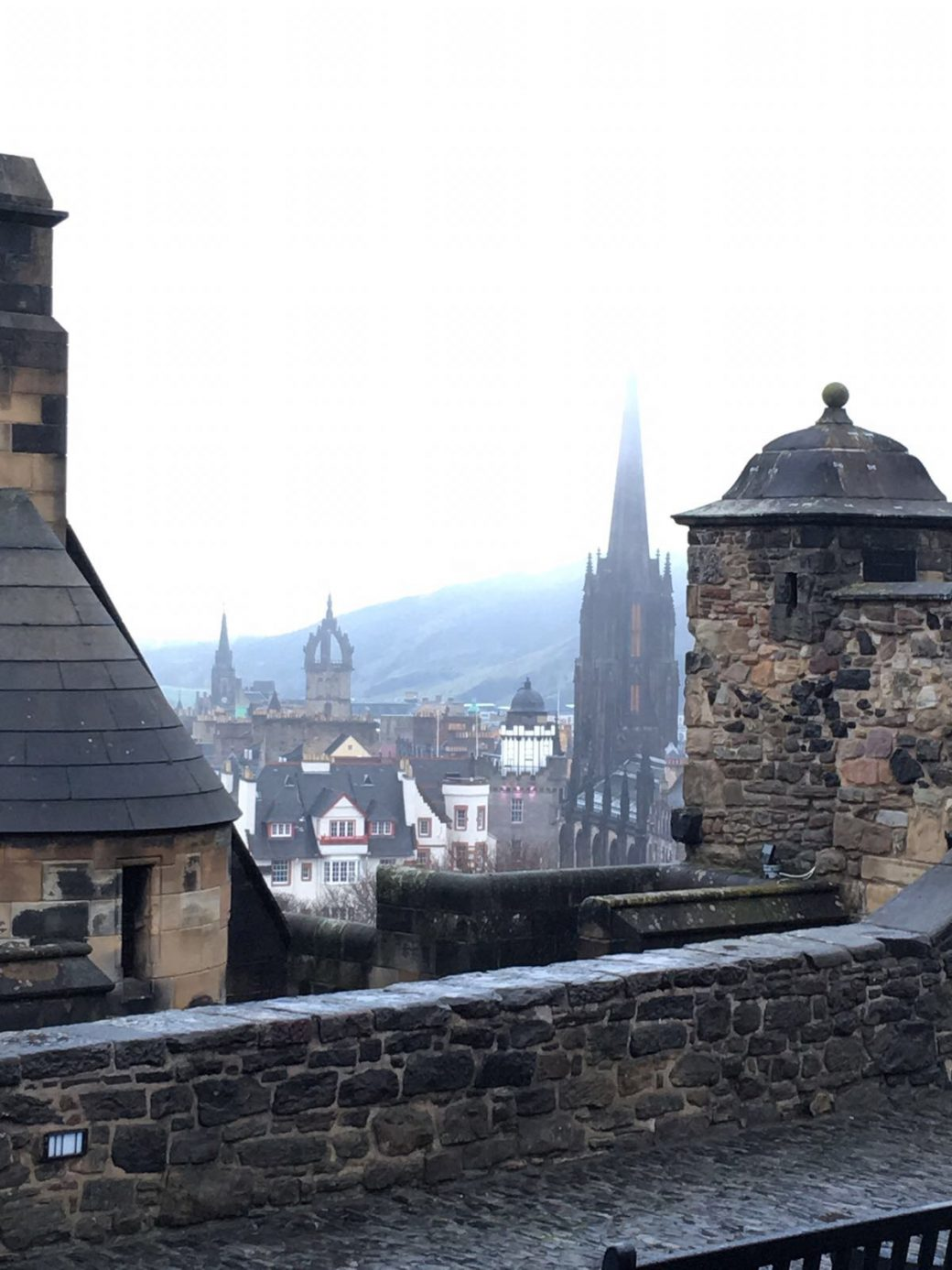 Photo of Edinburgh Skyline