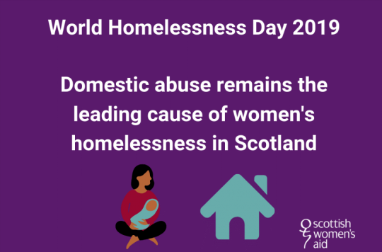 Advert for World Homelessness Day 2019