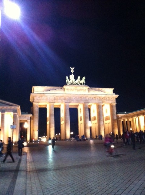 Photograph of Berlin capital of Germany