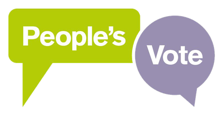 Call for a people's vote