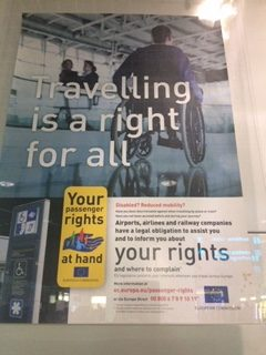 Travelling is a Right for All