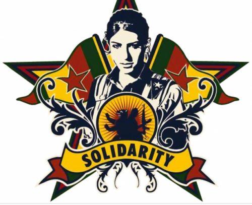 Emblem of Democratic Confederalism