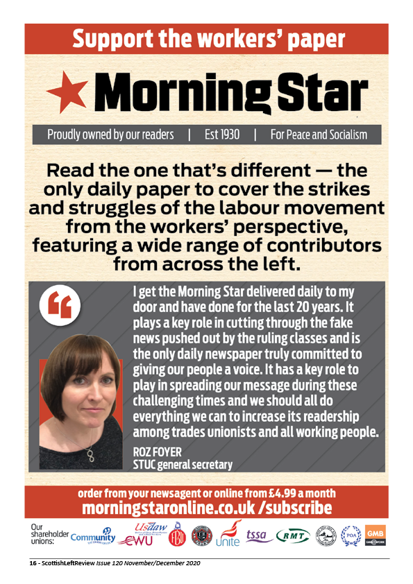 Morning Star Newspaper