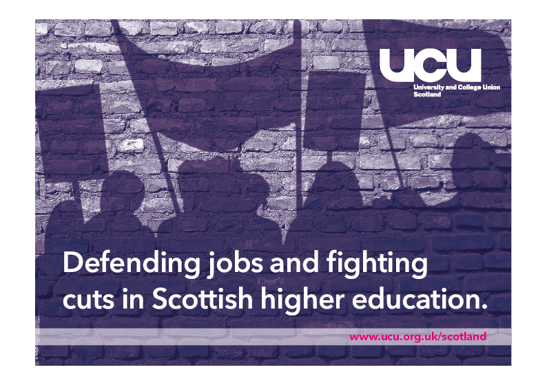 UCU Advert