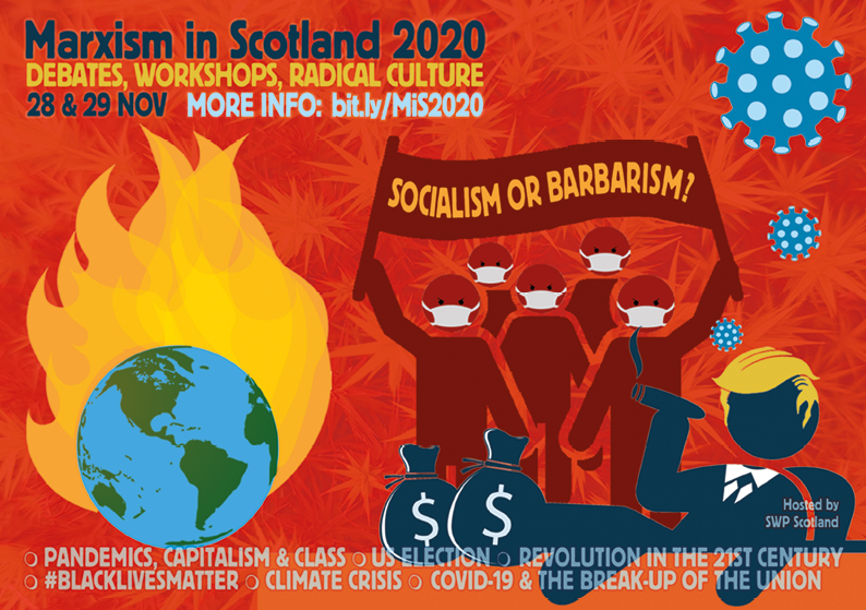 Marxism in Scotland advert