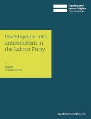 EHRC Report Cover