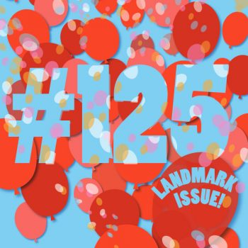 Scottish Left Review 125th issue graphic